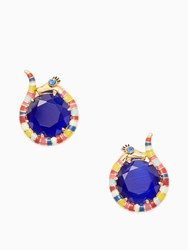 Kate Spade Spice Things Up Snake Studs Multi