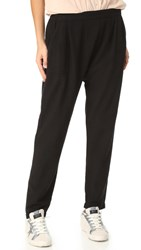 The Great Great. Harem Pants Black