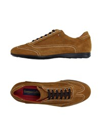 Gianfranco Lattanzi Footwear Low Tops And Trainers Men Camel