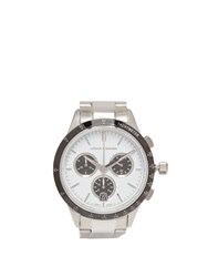 Larsson And Jennings Rally Chronograph Stainless Steel Watch Silver