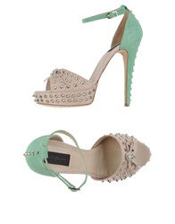 John Richmond Sandals Light Pink