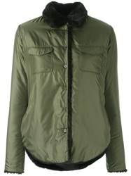 Aspesi Lined Jacket Green