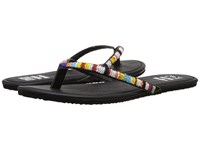 Billabong Drifting Daze Off Black Women's Sandals