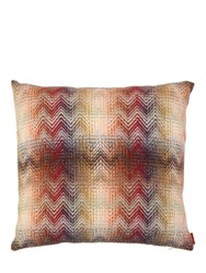 Missoni Montgomery Wool Pillow Multicolor