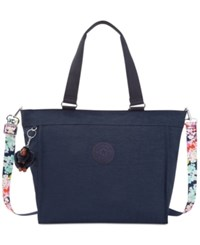 Kipling Shopper L Extra Large Tote A Macy's Exclusive Style True Blue