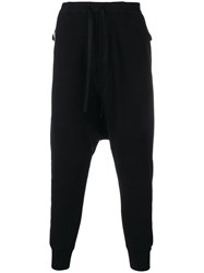 Unravel Project Regular Fit Track Pants Black