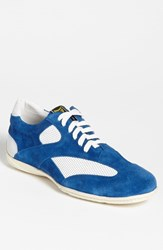 Men's Michael Toschi 'Rs125' Sneaker Blue White