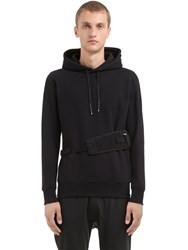 Alyx Hooded Jersey Sweatshirt W Utility Belt