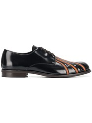 Marni Chic Lace Up Shoes Black