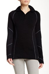 Smartwool 1 2 Zip Wool Blend Sweater