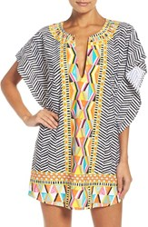 Trina Turk Women's Brasilia Cover Up Tunic