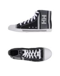 Helly Hansen High Tops And Trainers Black