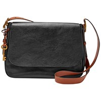 Fossil Harper Across Body Bag Black