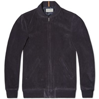 A.P.C. X Louis W. Ferris Jacket Dark Blue