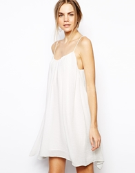 Just Female Swing Cami Dress Cream