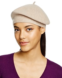 C By Bloomingdale's Cashmere Angelina Beret