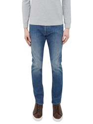 Ted Baker Total Tapered Fit Jeans Light Wash