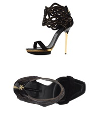 Diego Dolcini Sandals Black