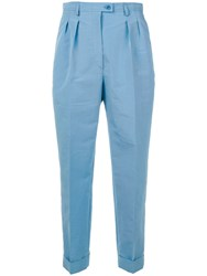 Christian Wijnants Puneh Trousers Blue