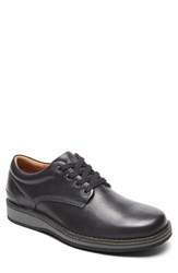 Rockport Men's 'Prestige Point' Plain Toe Derby Black