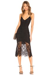 Cami Nyc The Ohanna Dress Black