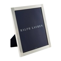 Ralph Lauren Home Luke Photo Frame 8X10 Silver