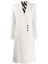 Just Cavalli A Line Button Up Coat 60