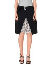 Blumarine Skirts Mini Skirts Women Black
