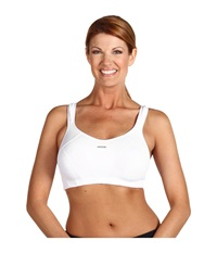Shock Absorber Max Sports Bra B4490 White Women's Bra