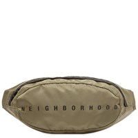 Neighborhood Waist Bag Green