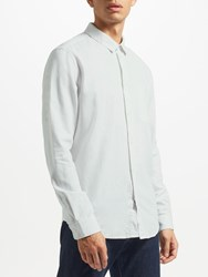 Samsoe And Samsoe Liam Nv Long Sleeve Shirt White