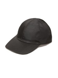 Prada Nylon Baseball Cap Black