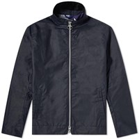 Barbour Neagh Wax Jacket Blue