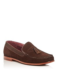Ted Baker Dougge Loafers Brown