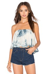 Blue Life Wildest Dreams Top Blue