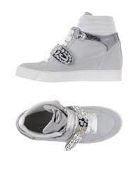 Alberto Guardiani Guardiani Sport Footwear High Tops And Trainers Women Light Grey