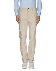 Burberry Brit Trousers Casual Trousers Men Beige