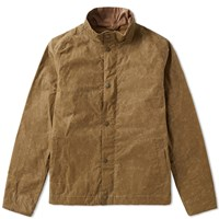 Barbour Islay Wax Jacket Brown