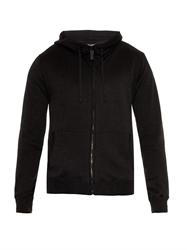 Dolce And Gabbana Cashmere Blend Hooded Top