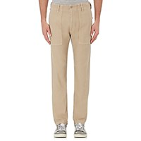 Citizens Of Humanity Men's Fatigue Trousers Beige Tan Beige Tan