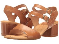 Born Malang Light Brown Women's Dress Sandals Tan