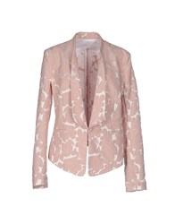 Christian Pellizzari Suits And Jackets Blazers Women Light Pink