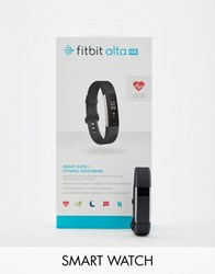 Fitbit Alta Hr Activity Tracker In Black