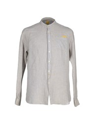 Meltin Pot Shirts Shirts Men Grey
