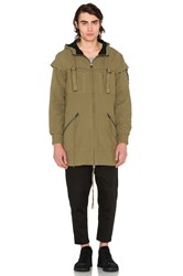 Publish Radik Coat Olive
