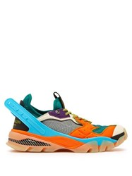 Calvin Klein 205W39nyc Carlos 10 Low Top Trainers Multi