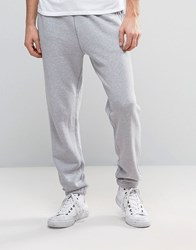 Converse Essentials Luxe Joggers In Grey 10000657 A09 Grey