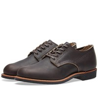 Red Wing Shoes 8044 Heritage Work Merchant Oxford Black