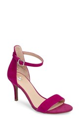 Women's Bp. 'Luminate' Open Toe Dress Sandal Iris Suede
