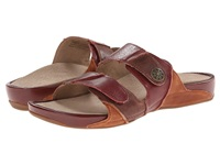 Aetrex Rebecca Adjustable Strap Autumn Women's Shoes Brown